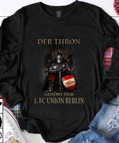 Hot Game Of Thrones Der Thron Gehort Dem 1 FC Union Berlin shirt 1 1 247x296 - Hot Game Of Thrones Der Thron Gehort Dem 1.FC Union Berlin shirt