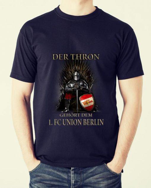 Hot Game Of Thrones Der Thron Gehort Dem 1 FC Union Berlin shirt 2 1 510x634 - Hot Game Of Thrones Der Thron Gehort Dem 1.FC Union Berlin shirt