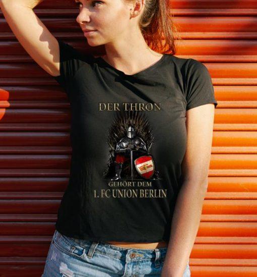Hot Game Of Thrones Der Thron Gehort Dem 1 FC Union Berlin shirt 3 1 510x549 - Hot Game Of Thrones Der Thron Gehort Dem 1.FC Union Berlin shirt
