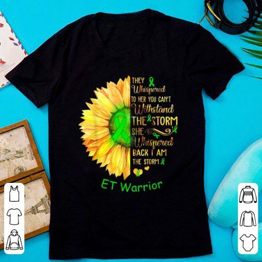 Hot I Am The Storm ET Warrior Cancer Awareness shirt 1 1 510x510 - Hot I Am The Storm ET Warrior Cancer Awareness shirt