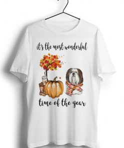 Hot Lhasa Apso It s The Most Wonderful Time Of The Year Autumn shirt 1 1 247x296 - Hot Lhasa Apso It's The Most Wonderful Time Of The Year Autumn shirt