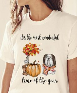 Hot Lhasa Apso It s The Most Wonderful Time Of The Year Autumn shirt 2 1 247x296 - Hot Lhasa Apso It's The Most Wonderful Time Of The Year Autumn shirt