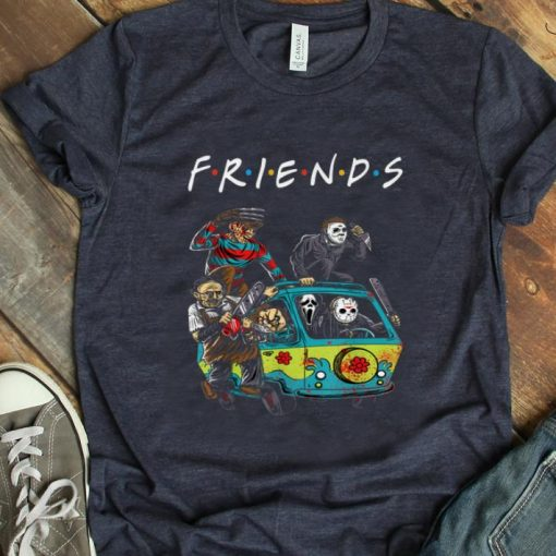 Hot Michael Myers Friends In Bus With Horror Character shirt 1 1 510x510 - Hot Michael Myers Friends In Bus With Horror Character shirt