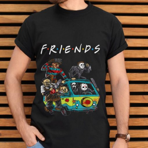 Hot Michael Myers Friends In Bus With Horror Character shirt 2 1 510x510 - Hot Michael Myers Friends In Bus With Horror Character shirt