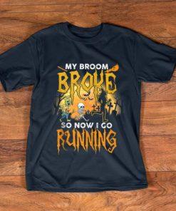 Hot My Broom Broke So Now I Go Running Halloween shirt 1 1 247x296 - Hot My Broom Broke So Now I Go Running Halloween shirt