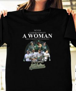 Hot Never Underestimate A Woman Who Baseball And Loves Athletics Signature shirt 1 1 247x296 - Hot Never Underestimate A Woman Who Baseball And Loves Athletics Signature shirt