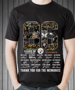 Hot Pittsburgh Steelers 86th Anniversary 1933 2019 Signatures shirt 2 1 247x296 - Hot Pittsburgh Steelers 86th Anniversary 1933-2019 Signatures shirt