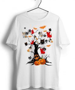Hot Tree Pumpkin Corgi Dog On Halloween Tree Dog Lover shirt 1 1 247x296 - Hot Tree Pumpkin Corgi Dog On Halloween Tree Dog Lover shirt