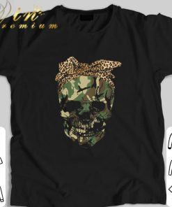 Hot Veteran skull wearing bandana leopard shirt 1 1 247x296 - Hot Veteran skull wearing bandana leopard shirt
