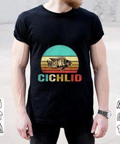 Hot Vintage Cichlid Sunset shirt 2 1 247x296 - Hot Vintage Cichlid Sunset shirt