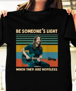 Hot Vintage Dave Grohl Be Someone s Light When They Are Hopeless shirt 1 1 247x296 - Hot Vintage Dave Grohl Be Someone's Light When They Are Hopeless shirt