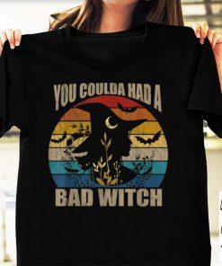 Hot Vintage You Coulda Had A Bad Witch Halloween Retro shirt 1 1 247x296 - Hot Vintage You Coulda Had A Bad Witch Halloween Retro shirt