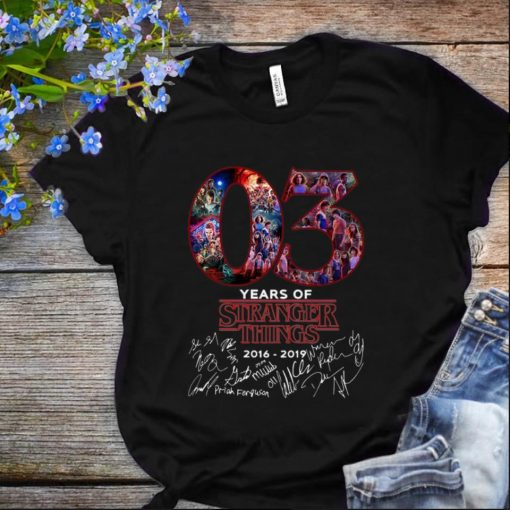 Nice 03 Years Of Stranger Things 2016 2019 Signatures shirt 1 1 510x510 - Nice 03 Years Of Stranger Things 2016-2019 Signatures shirt