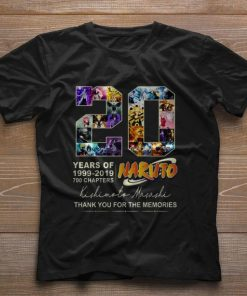 Nice 20 years of Naruto 1999 2019 thank you for the memories shirt 1 1 247x296 - Nice 20 years of Naruto 1999-2019 thank you for the memories shirt