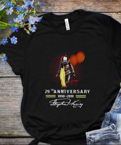 Nice 29th Anniversary 1990 2019 Pennywise IT Signatures shirt 1 1 247x296 - Nice 29th Anniversary 1990-2019 Pennywise IT Signatures shirt