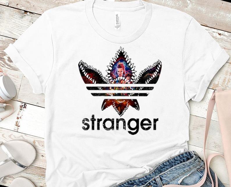 Nice Adidas Stranger Things 3 shirts