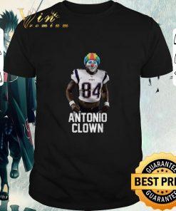Nice Antonio Brown clown shirt 1 1 247x296 - Nice Antonio Brown clown shirt