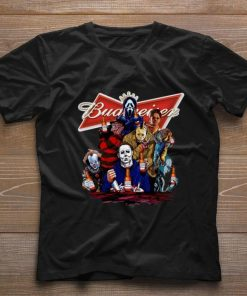 Nice Budweiser Horror movie characters shirt 1 1 247x296 - Nice Budweiser Horror movie characters shirt