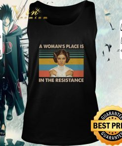Nice Carrie Fisher A woman s place is in the resistance vintage shirt 2 1 247x296 - Nice Carrie Fisher A woman's place is in the resistance vintage shirt
