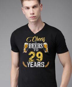 Nice Cheers And Beers To 29 Years shirts 2 1 247x296 - Nice Cheers And Beers To 29 Years shirts
