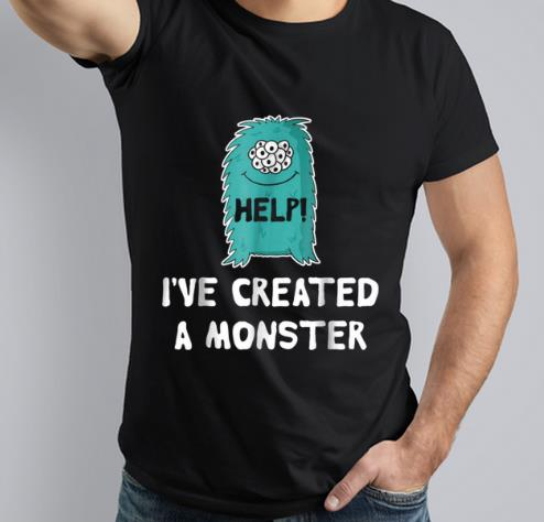Nice Help I ve Created A Monster Matching Halloween 2018 shirt 3 1 - Nice Help I've Created A Monster - Matching Halloween 2018 shirt