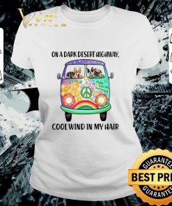Nice Hippie bus dogs On a dark desert highway cool wind in my hair shirt 2 1 247x296 - Nice Hippie bus dogs On a dark desert highway cool wind in my hair shirt
