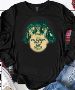 Nice Hocus Pocus You Coulda Had A Bad Witch Halloween shirts 1 1 247x296 - Nice Hocus Pocus You Coulda Had A Bad Witch Halloween shirts