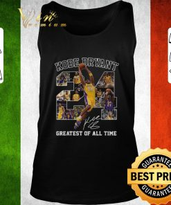 Nice Kobe Bryant greatest of all time signature shirt 2 1 247x296 - Nice Kobe Bryant greatest of all time signature shirt