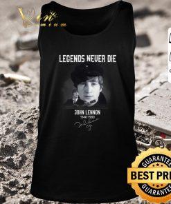 Nice Legends never die John Lennon 1940 1980 signature shirt 2 1 247x296 - Nice Legends never die John Lennon 1940-1980 signature shirt