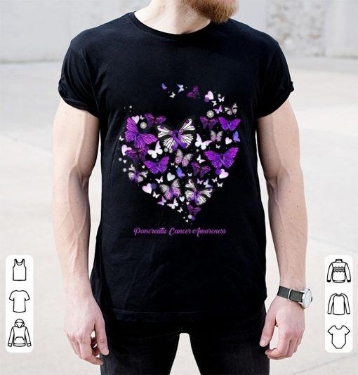Nice Pancreatic Cancer Awareness Butterfly Heart shirt 2 1 510x534 - Nice Pancreatic Cancer Awareness Butterfly Heart shirt