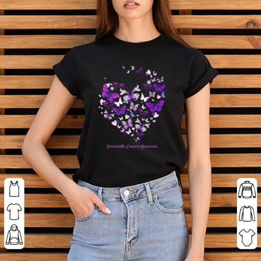 Nice Pancreatic Cancer Awareness Butterfly Heart shirt 3 1 510x510 - Nice Pancreatic Cancer Awareness Butterfly Heart shirt