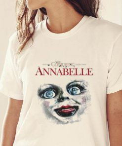 Nice There Was Annabelle Before The Conjuring shirt 2 1 247x296 - Nice There Was Annabelle Before The Conjuring shirt