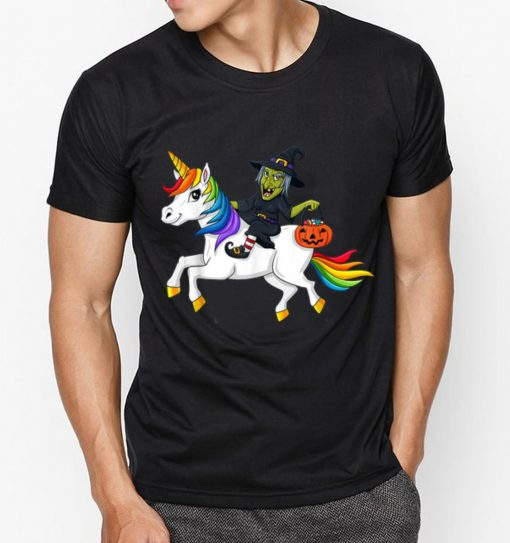Nice Witch Riding Rainbow Unicorn Halloween shirt 3 1 510x543 - Nice Witch Riding Rainbow Unicorn Halloween shirt