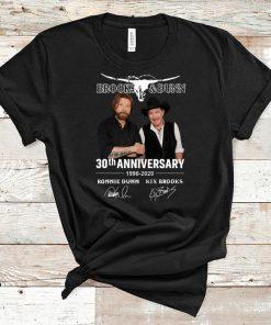 Official Brooks Dunn 30th Anniversary 1990 2020 Ronnie Dunn Signatures shirt 1 1 247x296 - Official Brooks & Dunn 30th Anniversary 1990-2020 Ronnie Dunn Signatures shirt