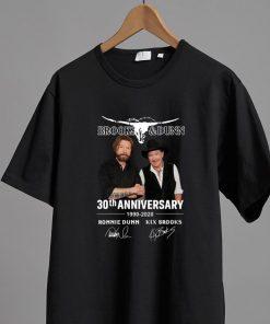 Official Brooks Dunn 30th Anniversary 1990 2020 Ronnie Dunn Signatures shirt 2 1 247x296 - Official Brooks & Dunn 30th Anniversary 1990-2020 Ronnie Dunn Signatures shirt