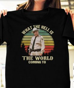 Official Buford T Justice What The Hell Is The World Coming To Vintage shirts 1 1 247x296 - Official Buford T. Justice What The Hell Is The World Coming To Vintage shirts
