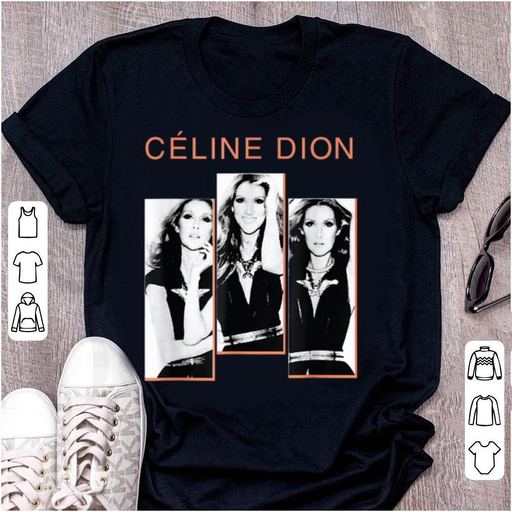Official Céline Dion Vintage shirt Kutee Boutique