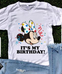 Official Disney Minnie Mouse It s My Birthday shirt 1 1 247x296 - Official Disney Minnie Mouse It's My Birthday shirt