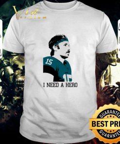 Official Gardner Minshew i need a hero shirt 1 1 247x296 - Official Gardner Minshew i need a hero shirt