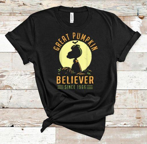 Official Great Pumpkin Believer Since 1966 Halloween shirt 1 1 510x501 - Official Great Pumpkin Believer Since 1966 Halloween shirt