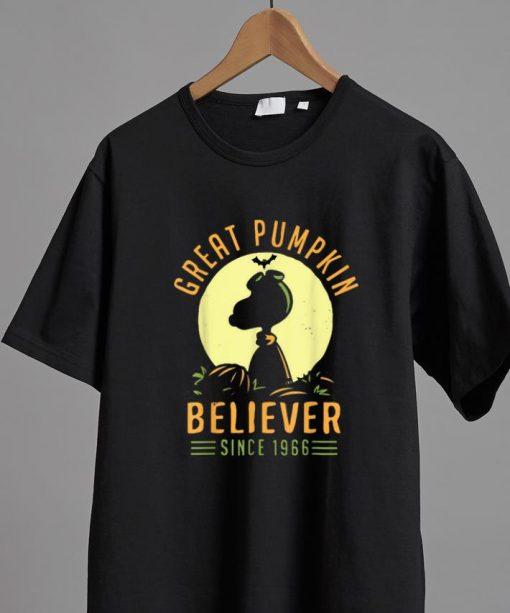 Official Great Pumpkin Believer Since 1966 Halloween shirt 2 1 510x613 - Official Great Pumpkin Believer Since 1966 Halloween shirt