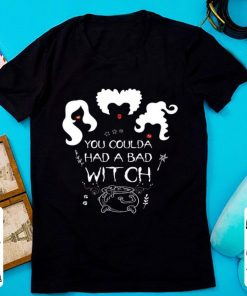 Official Halloween You Coulda Had A Bad Witch shirt 1 1 247x296 - Official Halloween You Coulda Had A Bad Witch shirt