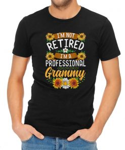 Official I m Not Retired I m A Professional Grammy Sunflower shirts 2 1 247x296 - Official I'm Not Retired I'm A Professional Grammy Sunflower shirts