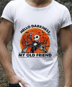 Official Jack Skellington Hello Darkness My Old Friend Blood Moon shirt 2 1 247x296 - Official Jack Skellington Hello Darkness My Old Friend Blood Moon shirt