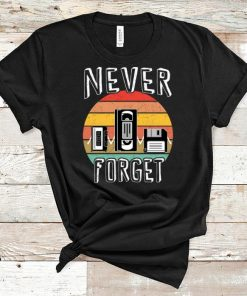 Official Never Forget VHS Tape Cassette Tape shirt 1 1 247x296 - Official Never Forget VHS Tape Cassette Tape shirt