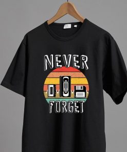 Official Never Forget VHS Tape Cassette Tape shirt 2 1 247x296 - Official Never Forget VHS Tape Cassette Tape shirt