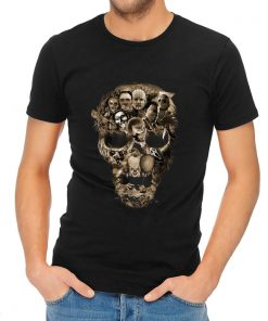 Official Skull Horror Movie Characters Halloween shirt 2 1 247x296 - Official Skull Horror Movie Characters Halloween shirt