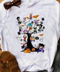 Official Son Goku Dragon Ball Character On The Halloween Tree shirt 1 1 247x296 - Official Son Goku - Dragon Ball Character On The Halloween Tree shirt