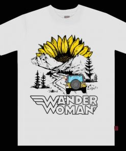 Official Sunflower Jeep Wander Woman shirt 1 1 247x296 - Official Sunflower Jeep Wander Woman shirt