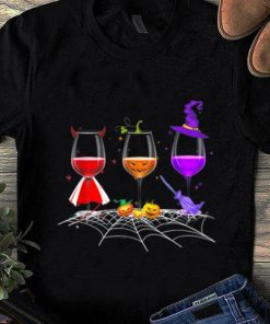 Official Three Glasses Of Wines Halloween Wine shirt 1 1 247x296 - Official Three Glasses Of Wines Halloween Wine shirt
